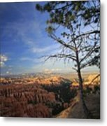 Sunset Colours Bryce Canyon 3 Metal Print
