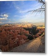 Sunset Colours Bryce Canyon 4 Metal Print