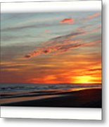 Sunset Complete Metal Print