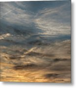 Sunset Creve Coeur Lake St Louis Mo 1x2 Ratio Img_5073 Metal Print