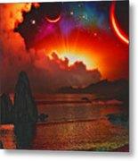 Sunset Fantasy  Metal Print