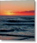 Sunset For Mia H A Metal Print