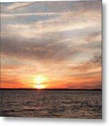 Sunset Gate 17 2 Metal Print