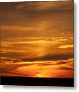 Sunset Gate 17 Metal Print