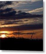 Sunset I I Metal Print