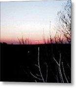 Sunset In Door County Metal Print
