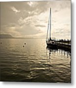 Sunset In Ephriam Metal Print