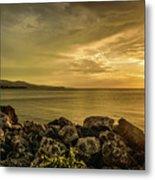 Sunset In Montego Bay Metal Print