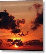 Sunset Inspiration Metal Print