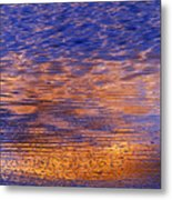 Sunset Light  Metal Print