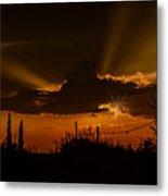 Sunset No.07 Metal Print
