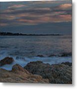 Sunset Over Point Joe Metal Print