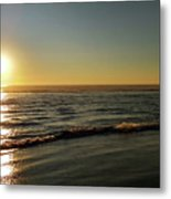 Sunset Serenity Metal Print