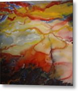 Sunset Series II Metal Print