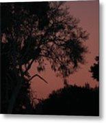 Sunset St Augustine Metal Print