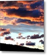 Sunset Supreme Metal Print