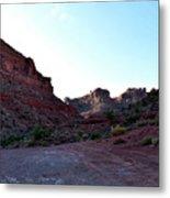 Sunset Tour Valley Of The Gods Utah 07 Metal Print