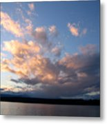 Sunset Two Metal Print