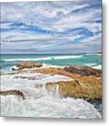 Sunshine Beach, Noosa Metal Print