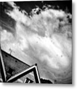 #sunshine #pretty #beautiful #sky Metal Print