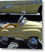 Super Buick Toy Car Metal Print