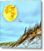 Super Moon 09-27-15 Metal Print