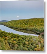 Super Moon Rise Sept. 27, 2015 Metal Print