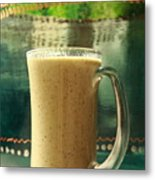 Superfoods Smoothie Metal Print