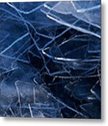 Superior Ice Metal Print