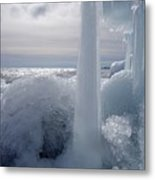 Superior March Day Metal Print