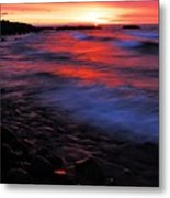 Superior Sunrise Metal Print