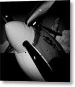 Supermarine Spitfire Mk.ix Metal Print