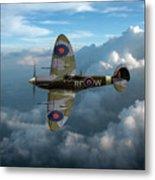 Supermarine Spitfire Vb Metal Print