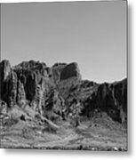 Superstition Metal Print