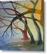 Support And Love Metal Print