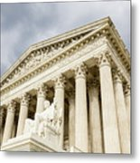 Supreme Court United States Metal Print