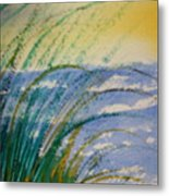 Surf And Sky Metal Print