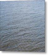 Surface Water Metal Print
