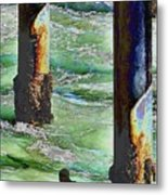 Surfer 1 Metal Print