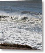 Surfer 53 Metal Print