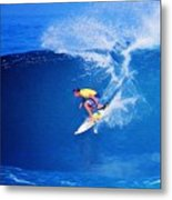 Surfer Mitch Crews Metal Print