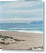 Surfers Knoll Anacapa View #5 Metal Print by Tina Obrien