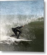 Surfing 151 Metal Print