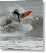 Surfing 57 Metal Print