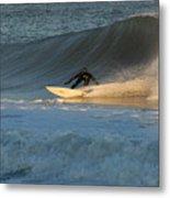 Surfing 79 Metal Print