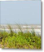 Surfside Dunes Metal Print