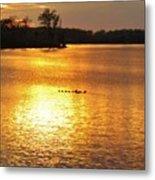 Surise-sunset 4 Metal Print