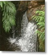 Surprising Stream Metal Print