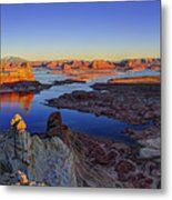 Surreal Alstrom Metal Print