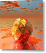 Surreal Dawn Metal Print